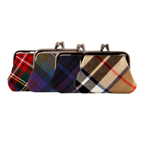 Picture of Tartan Coin Purse
