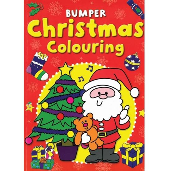 Picture of Bumper Christmas Colouring Book