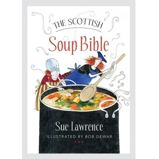 Picture of Scottish Soup Bible