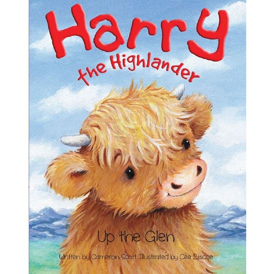 Picture of Harry the Highlander: Up the Glen