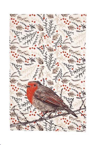 Picture of Robin Tea Towel SALE