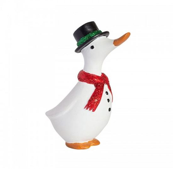 Picture of Dinky Duck Snowman