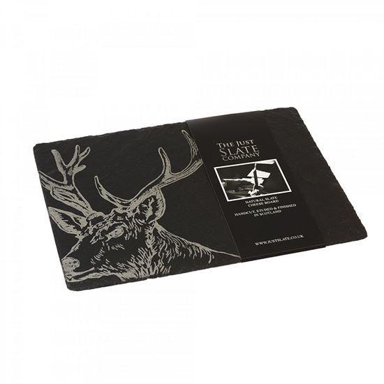 Picture of Stag Slate Cheese Board