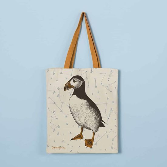 Picture of Scottish Animal Tote Bags