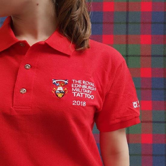 Picture of 2018 Tattoo Polo Shirt  SALE