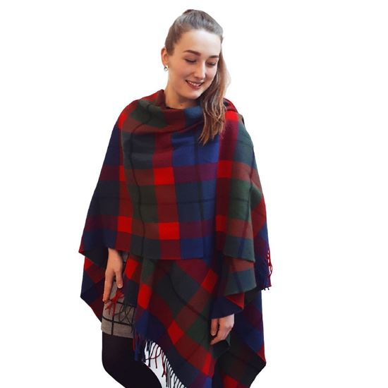 Picture of Tattoo Tartan Serape