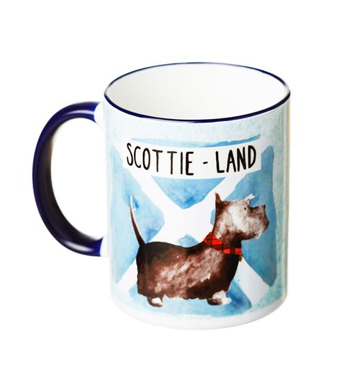 Picture of Scottie-land Mug