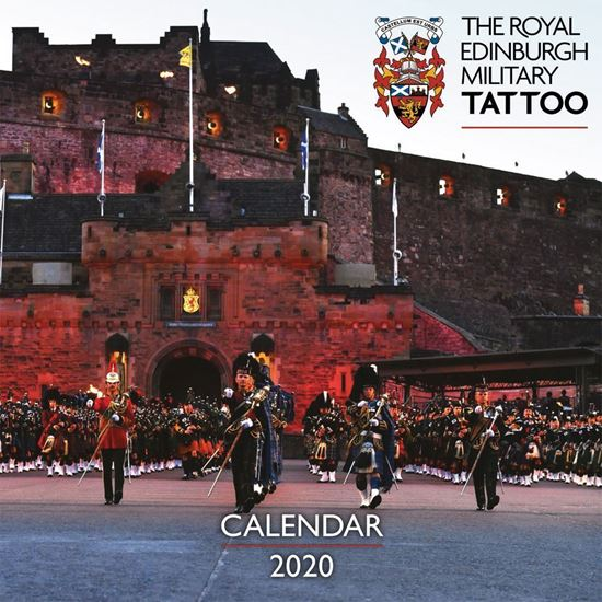 Picture of 2020 Tattoo Calendar