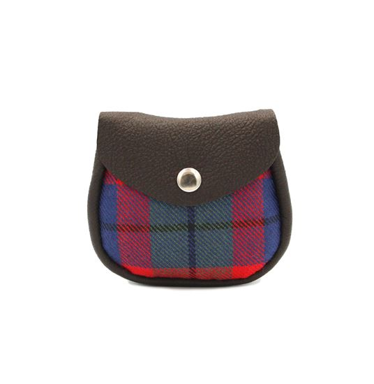Picture of Tattoo Tartan Sporran Coin Purse