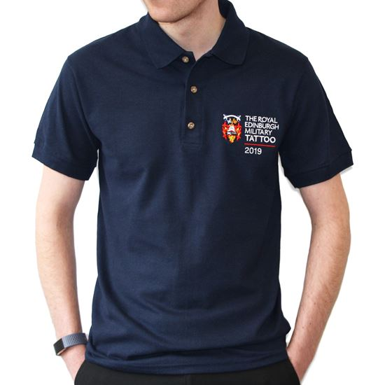 Picture of 2019 Tattoo Polo Shirt - BUY ONE GET ONE FREE