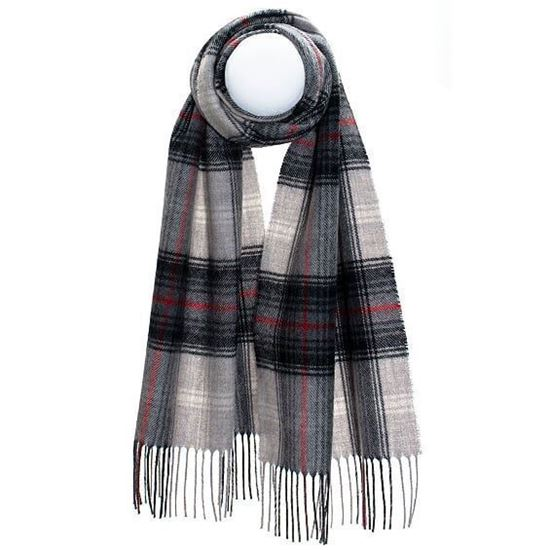 Picture of Tartan Large Lambswool Scarf