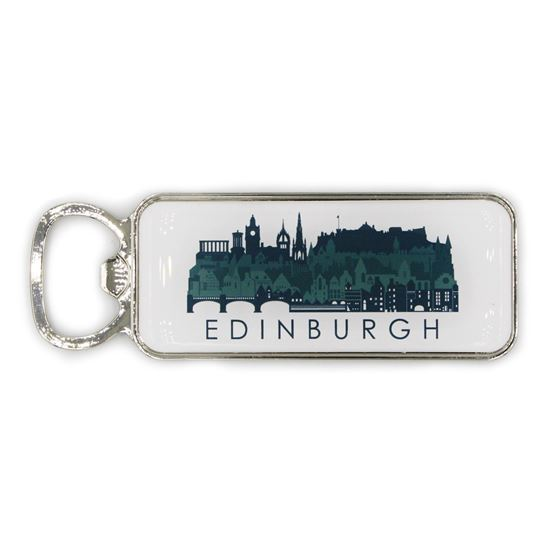 Picture of Edinburgh Skyline Bottle Opener