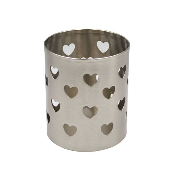 Picture of Falling Hearts Tea Light Holder