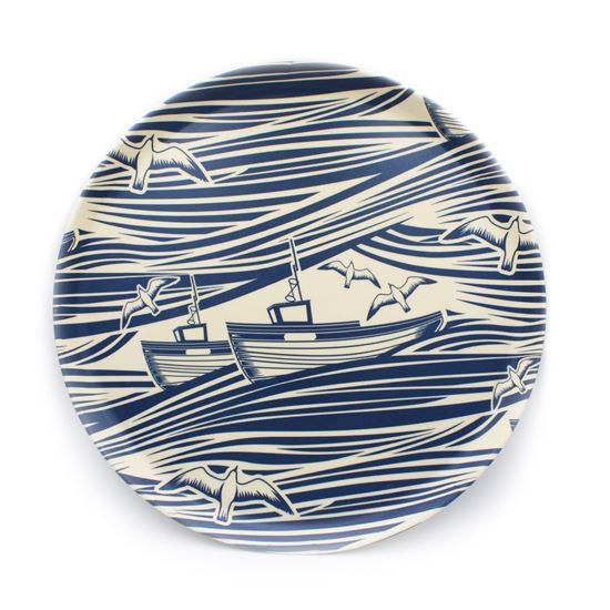 Picture of Whitby Round Tray - NEW LOWER PRICE