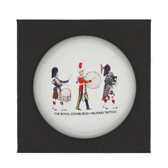 Picture of Paperweight - Pipes and Drums