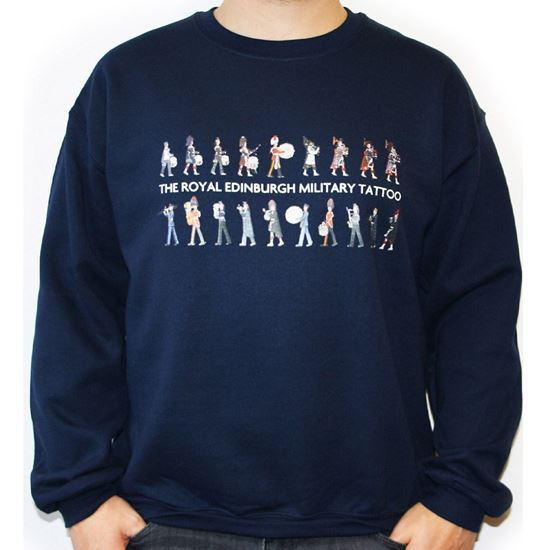 Picture of New Pipes and Drums Sweatshirt