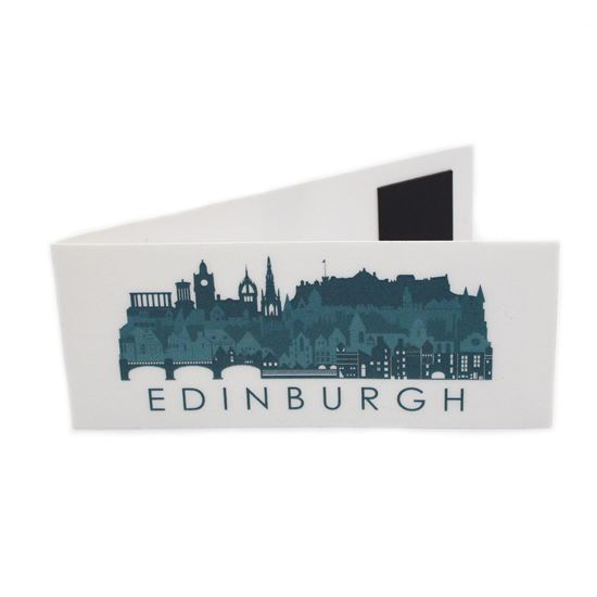 Picture of Edinburgh Skyline Bookmark