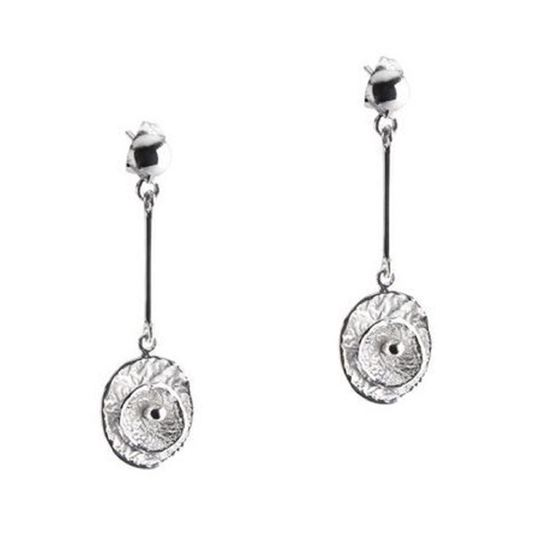 Picture of Poppy Pendulum Earrings - Reduced Price