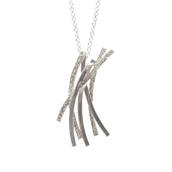 Picture of Curved Line Pendant - Reduced Price