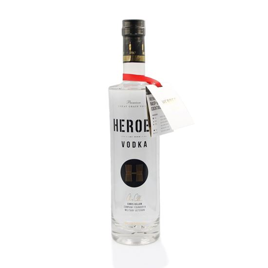 Picture of Heroes Premium Vodka