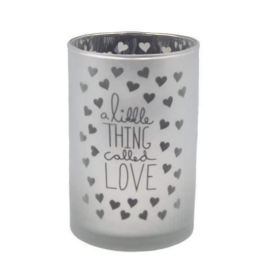 Picture of Love Tea Light Holder