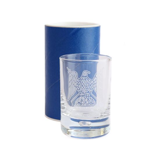 Picture of Royal Scots Dragoon Guards Tot Glass
