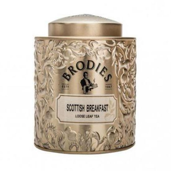 Picture of Scottish Breakfast Loose Tea Tin