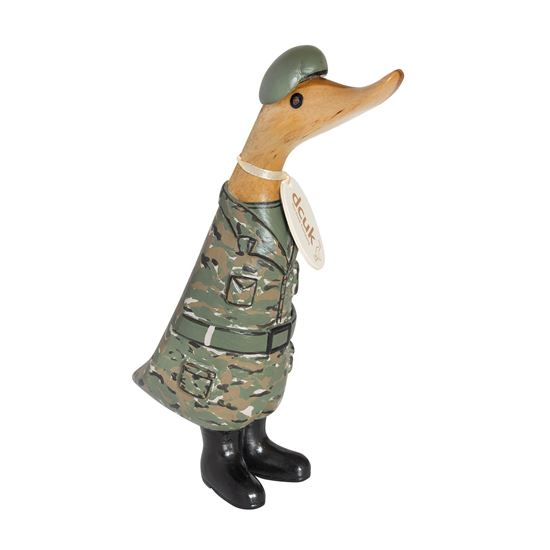 Picture of Soldier Duck