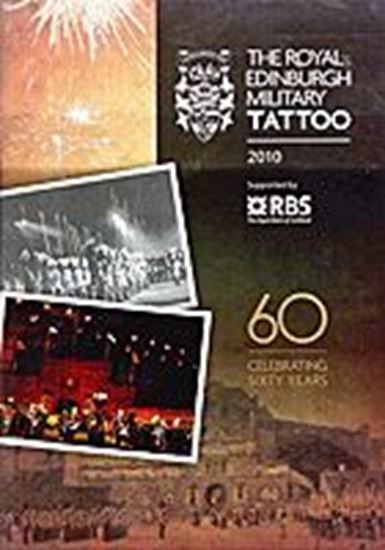 Picture of 2010 Tattoo Souvenir Programme