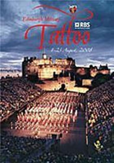 Picture of 2008 Tattoo Souvenir Programme