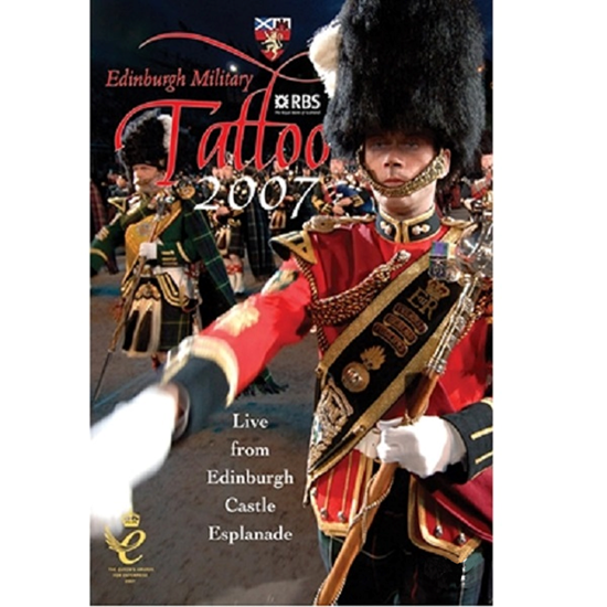 Picture of 2007 Tattoo Souvenir Programme