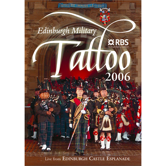 Picture of 2006 Tattoo Souvenir Programme