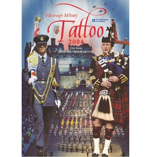 Picture of 2004 Tattoo Souvenir Programme