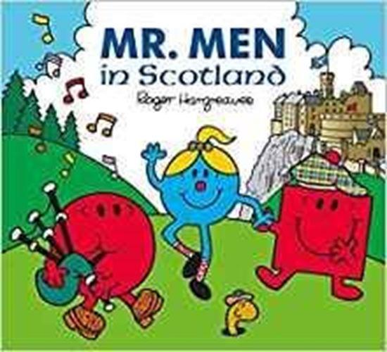 Picture of Mr Men in Scotland