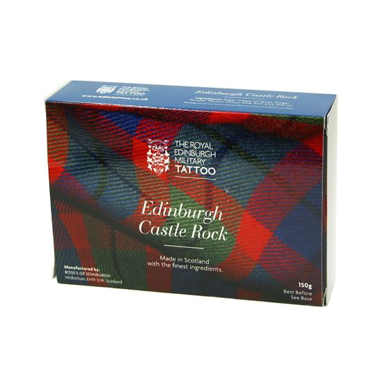 Picture of Edinburgh Castle Rock 150g