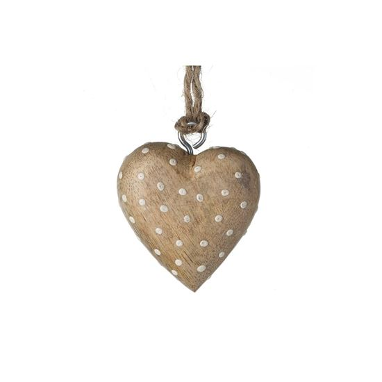 Picture of Hanging Heart Dotty