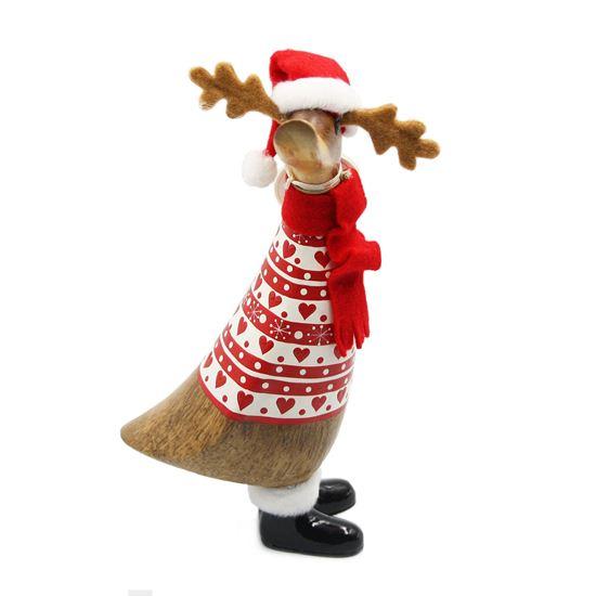Picture of Reindeer Jumper Duck