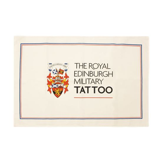 Picture of Tattoo Crest Tea Towel