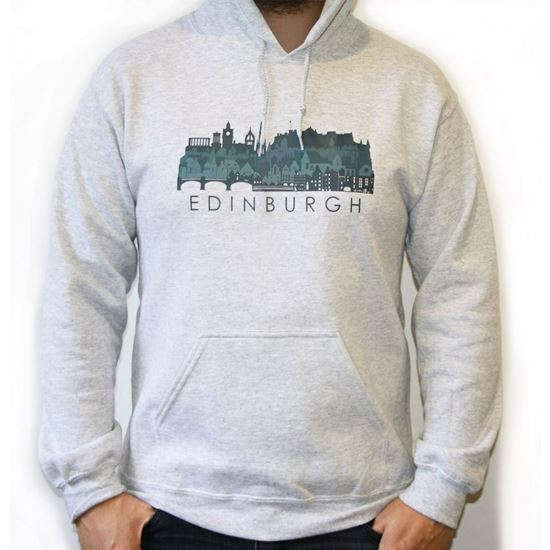 Picture of Edinburgh Skyline Hoody - SALE