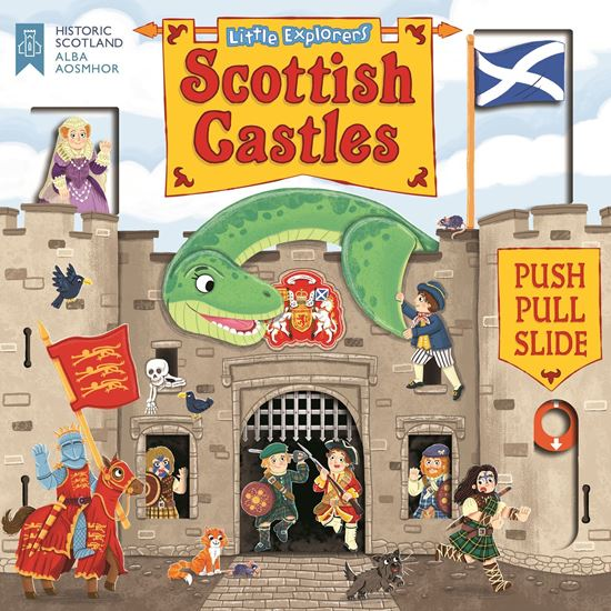 Picture of Scottish Castles Interactive Kids Book