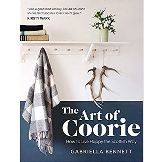 Picture of The Art of Coorie:  How to Live Happy the Scottish Way