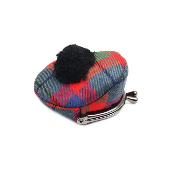 Picture of Tattoo Tartan Tam Purse