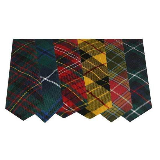 Picture of Tartan Ties