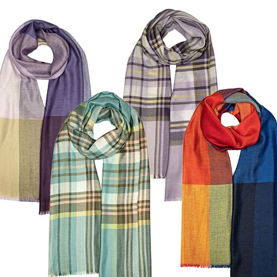 Picture of Allie Luxury Scarf - NEW LOWER PRICE