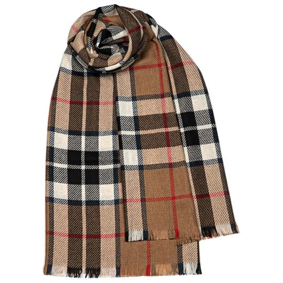 Picture of Brock Luxury Stole Scarf - NEW LOWER PRICE