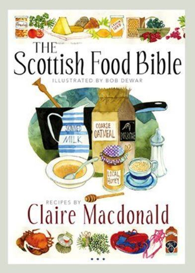 Picture of Scottish Food Bible