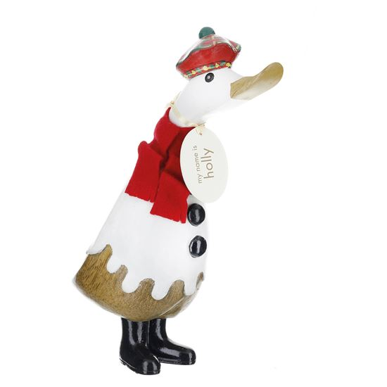 Picture of Highland Snowman Duck
