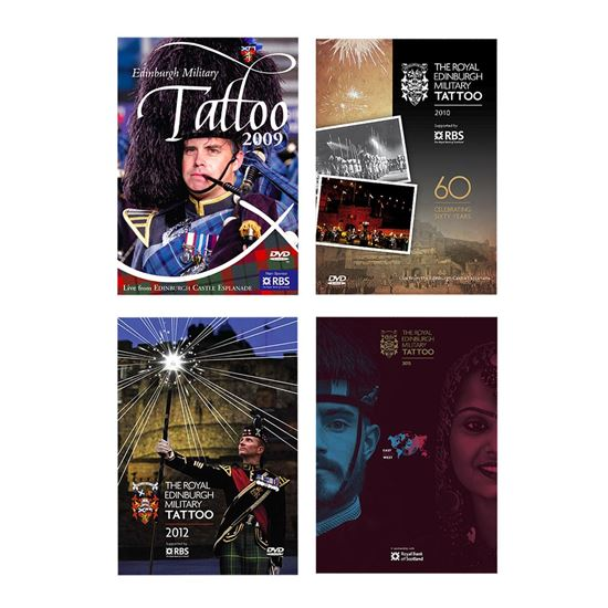 Picture of Tattoo Four DVD Collection