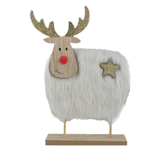 Picture of Furry Reindeer
