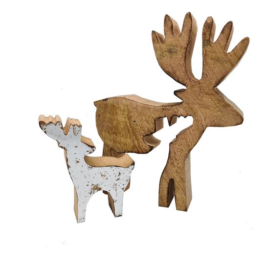 Picture of Double Deer